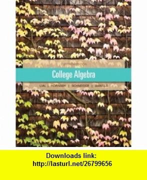 college algebra 11th edition pdf College algebra 11th edition lial amazoncom: lial college algebra, 1 48 of 512 results for lial college algebra essentials of college algebra (11th edition.