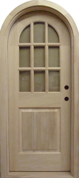 63 best images about doors on pinterest track door - Arched interior doors with glass ...
