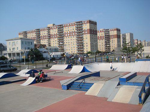 new york skatepark - Google Search