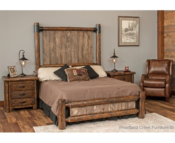 Wildon Home Coaster King Metal Bed
