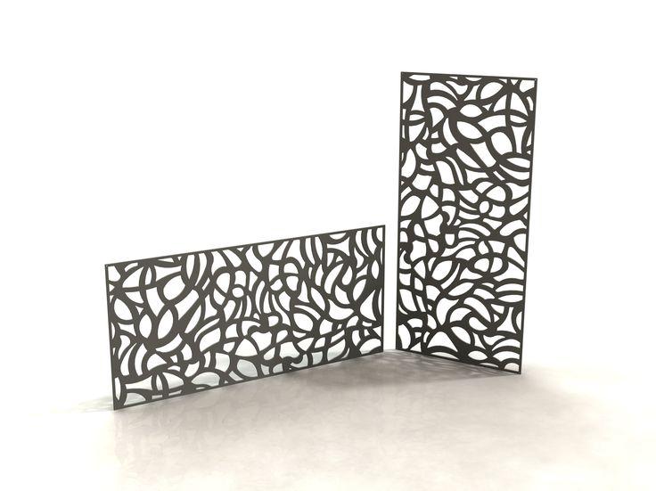 Sehr Puzzle | panneau design découpe laser | laser cut panels | Racken  OO83