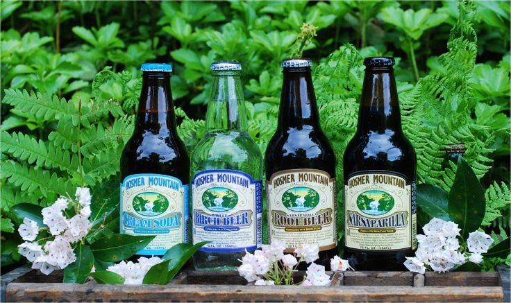 Hosmer Mountain Root Beer rated best with no artificial ingredients. Locations in CT.