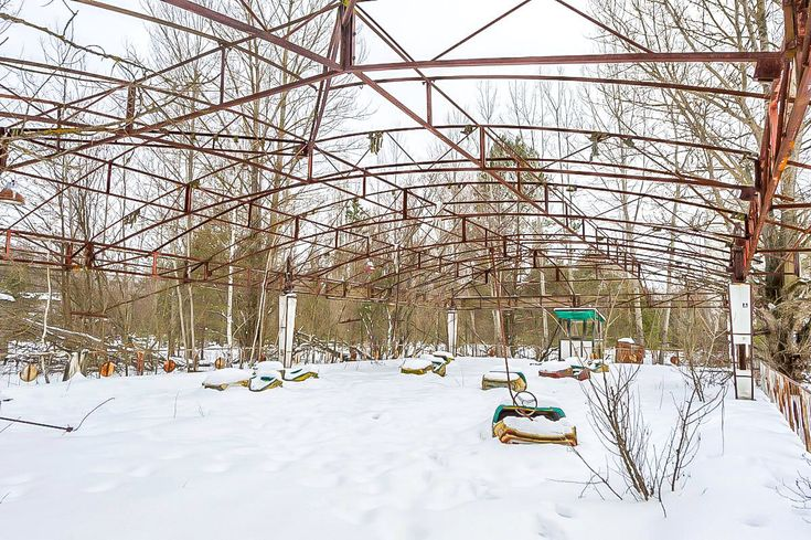 Chernobyl Today: Visiting the Ukrainian Site 30 Years After Nuclear Catastrophe. How 3 decades have transformed the location of the devastating 1986 disaster.