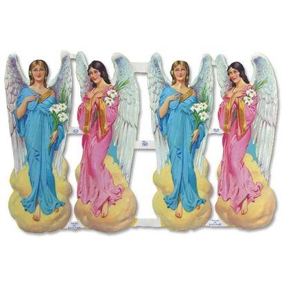 Large Easter Angel Scraps ~ England
