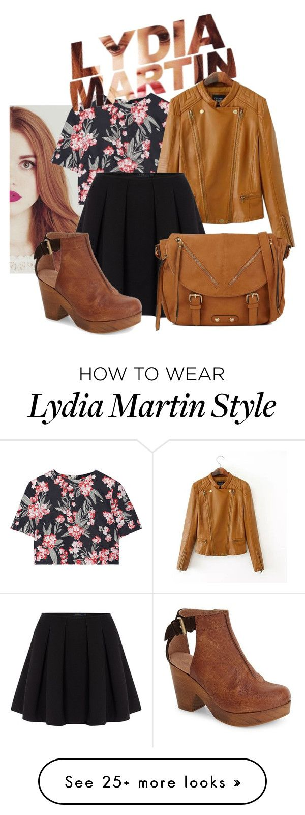 """Lydia Martin inspired look"" by africaouass on Polyvore featuring Jonathan Saunders, Polo Ralph Lauren, Free People, Call it SPRING, women's clothing, women, female, woman, misses and juniors"