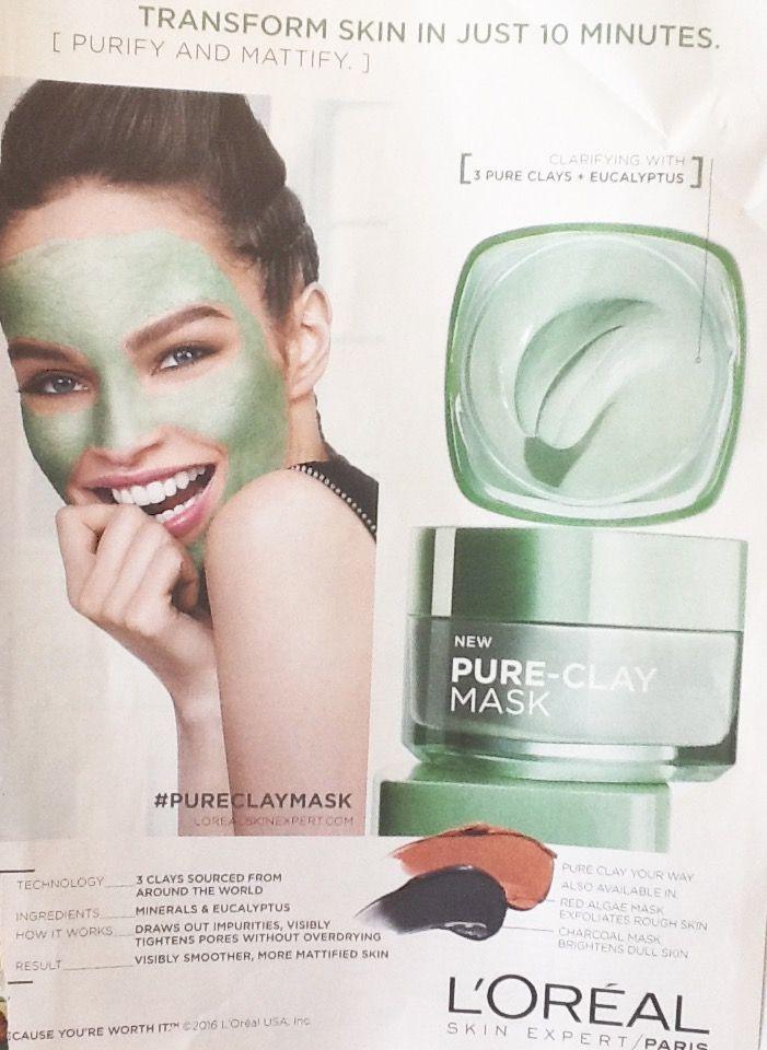 Fresh Skin Care Mask