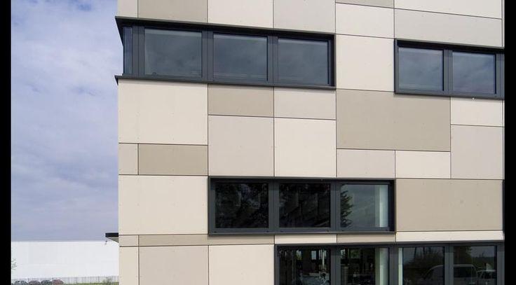 Paneles de fibrocemento equitone disponibles a trav s de sistemas de fachadas http - Paneles de fibrocemento ...