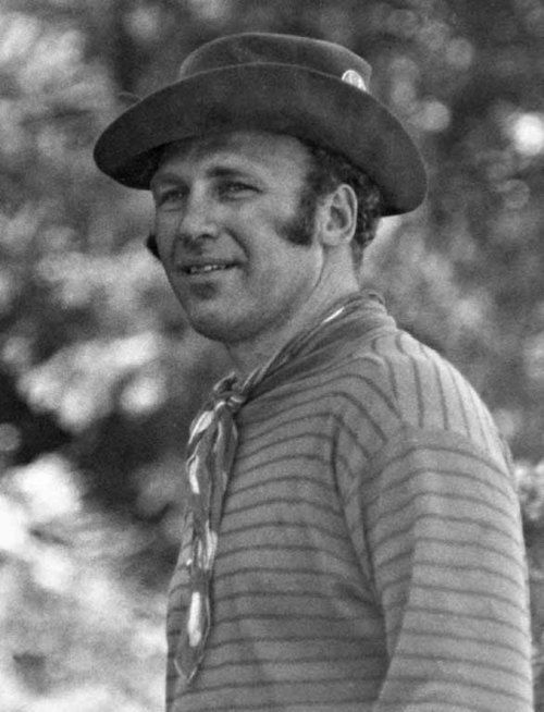 Ken Kesey - novelist - One Flew Over the Cuckoo's Nest