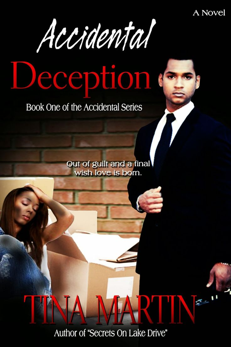 Accidental Deception is a story about love versus loyalty, the tug-of-war that dictates every action Carter Williams will take after he stumbles upon a homeless woman, Shayla Kline, in Uptown Charlotte. Completely out of character for the usually self-centered bachelor, he puts his life on hold to spend a few nights with the stranger in the hospital.  www.tinamartin.net