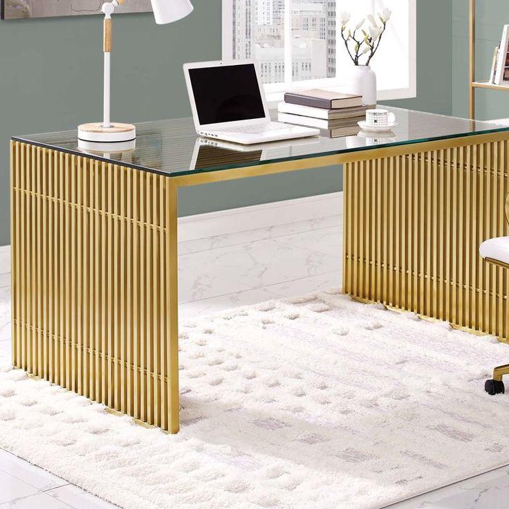 Home Office Einrichten Und Dekorieren 40 Anregende: Gunnar Writing Desk In 2019