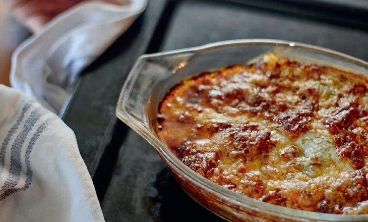 En perfekt lasagne!