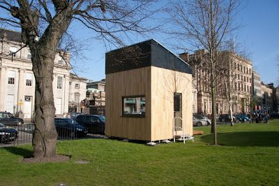 Living in a shoebox | The Cube-house makes you a profit of £600-£800 a year