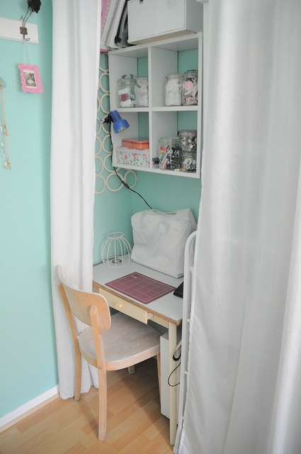 Sewing nook