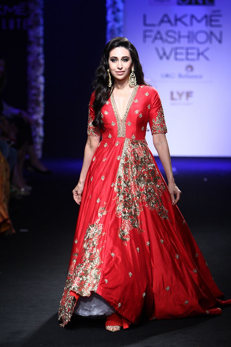 Architha Narayanam | Lakmé Fashion Week winter/festive 2016 #ArchithaNarayanam…