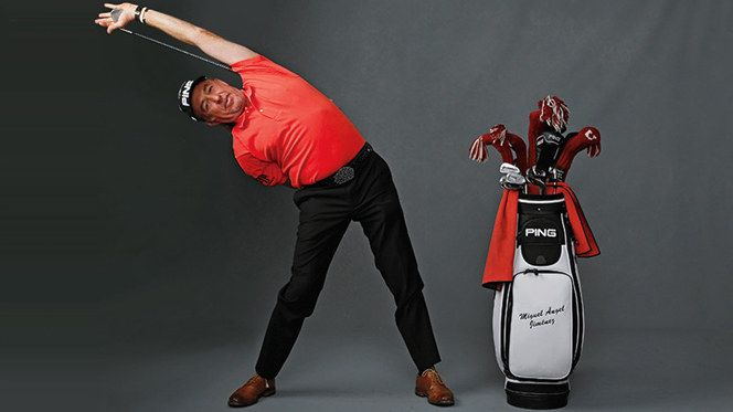 Fitness Friday: Miguel Angel Jimenez's moves really work | Golf Digest
