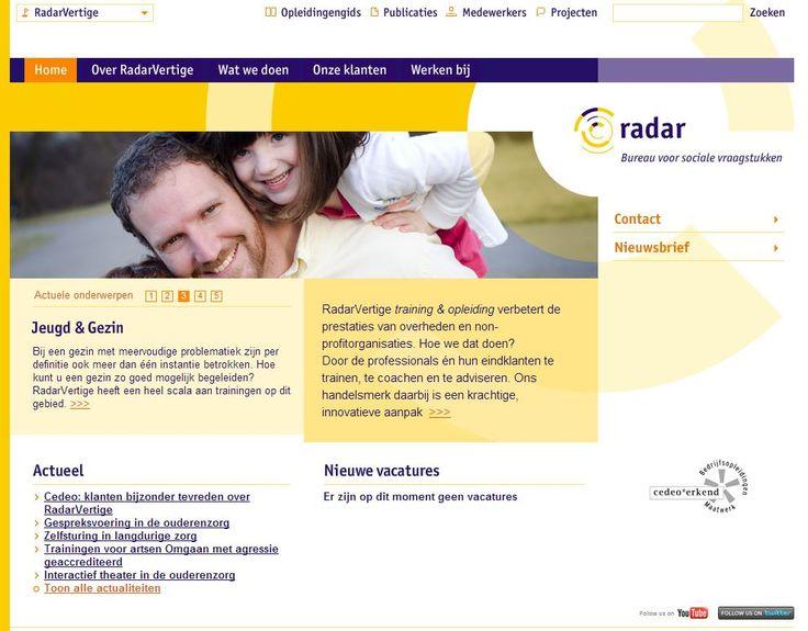 RadarVertige - training en opleiding
