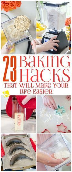 23 Genius Baking Hacks That Will Make Your Life Easier