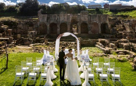 In futuro  questa scenografica cornice potrà fare da sfondo alle cerimonie nuziali per gli innamorati di tutto il mondo