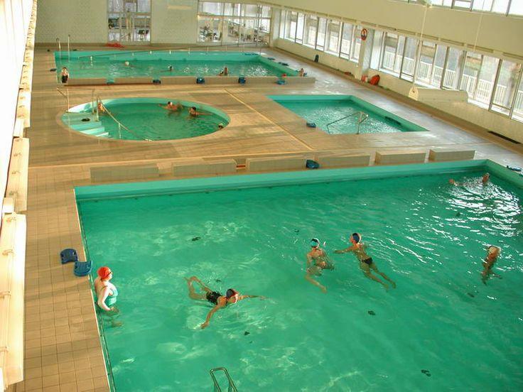 Thermal Pools in Ustroń //