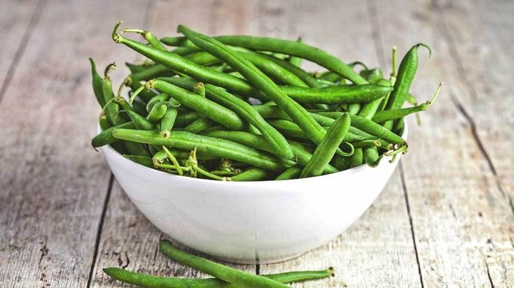 Green Beans Nutrition: Health Information in 2020 | Green ...