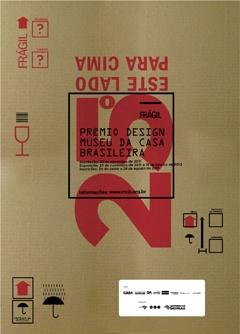 Prêmio Design - cartaz 1o lugar - Pedro Henrique de Mattos Leme