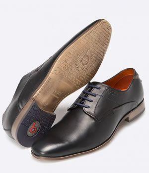 Pantofi Eleganti Bugatti Negri Barbati