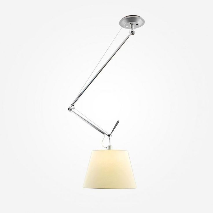 Tolomeo Sospensione Decentrata Ceiling Lamp Lamp Metal Floor Lamps Suspension Lamp