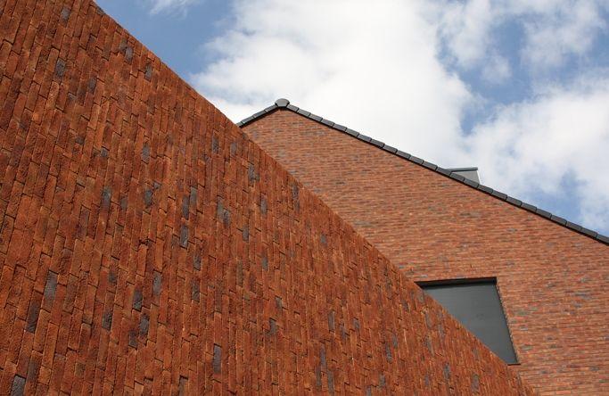 Rood bruine baksteen - Milano + E-Board Zero