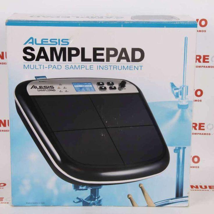 SamplePad ALESIS E268742 # Samplead # de segunda  ,mano # Sonido
