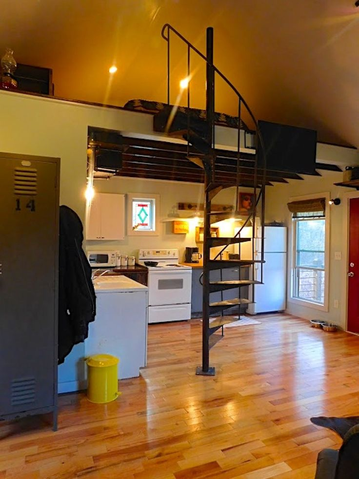 Site Built Tiny House | Tiny House Swoon