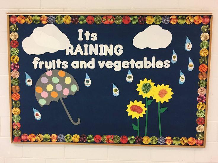 Classroom Bulletin Board Ideas Nutrition Month ~ Best ideas about nutrition bulletin boards on pinterest