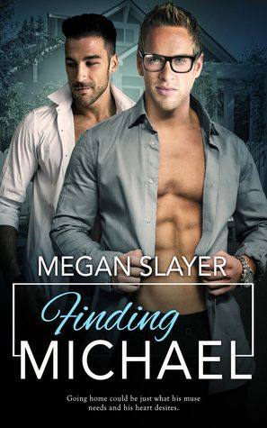 Check out my #review for the 🖋️👨‍❤️‍👨#MMromance👨‍❤️‍💋‍👨📚Finding Michael by Megan Slayer  #LGBT                             https://padmeslibrary.blogspot.com/2018/03/blogger-review-finding-michael-by-megan.html