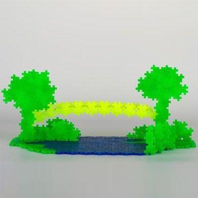 Plus-Plus Mini Neon 1800