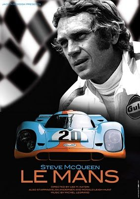 the man in le mans