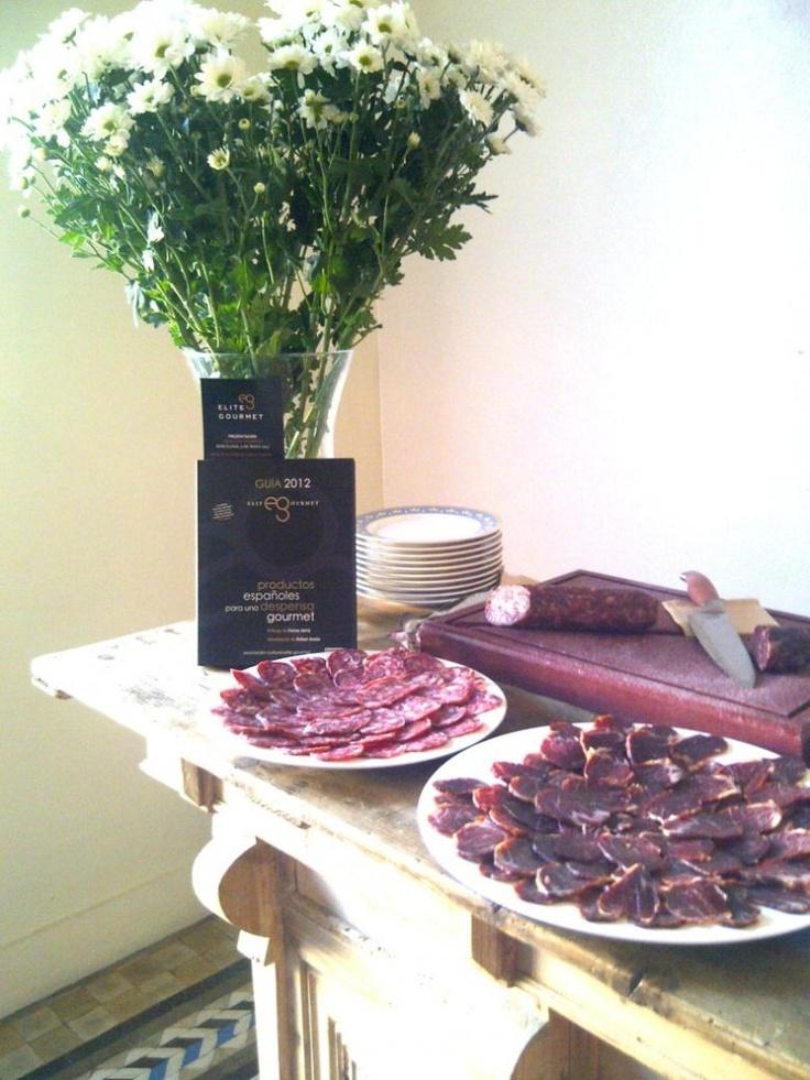 Elite Gourmet Guia 2012  www.thenewblack.es