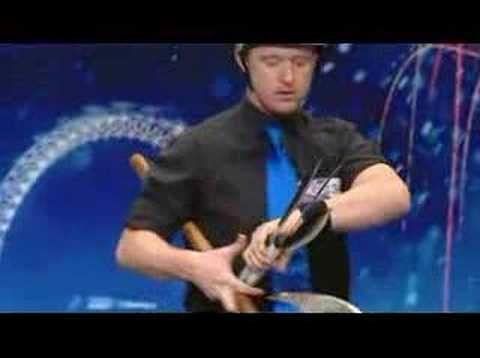 britains got talent-dangerous juggler