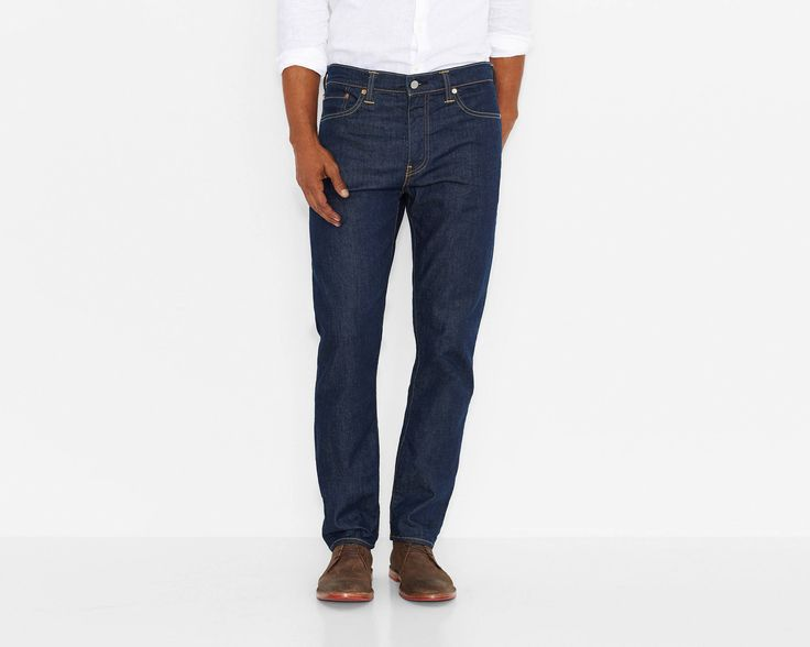 33/34 - Onze 508™ Regular Taper Jeans combineert het beste van twee werelden. Hij valt ruimer bij de taille en de bovenbenen en loopt geleidelijk smaller toe naar de enkel. Het resultaat is een getailleerd silhouet dat toch comfortabel draagt.
