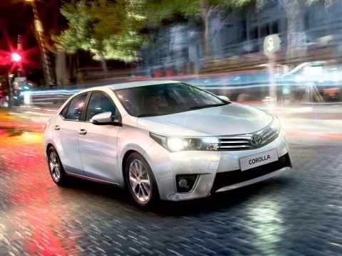 Твоя тойота королла Toyota Corolla