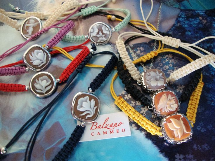 new carvings for our coloured bracelets