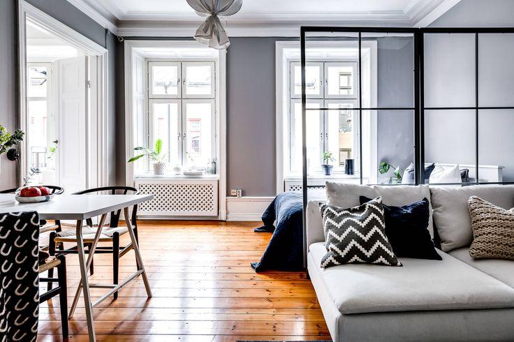 IDÉE AMÉNAGEMENT: living room / bedroom