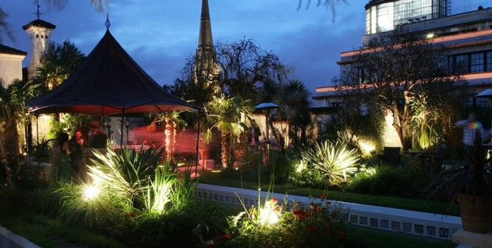 Roof Gardens London: One of the most exclusive and prestigious clubs in London