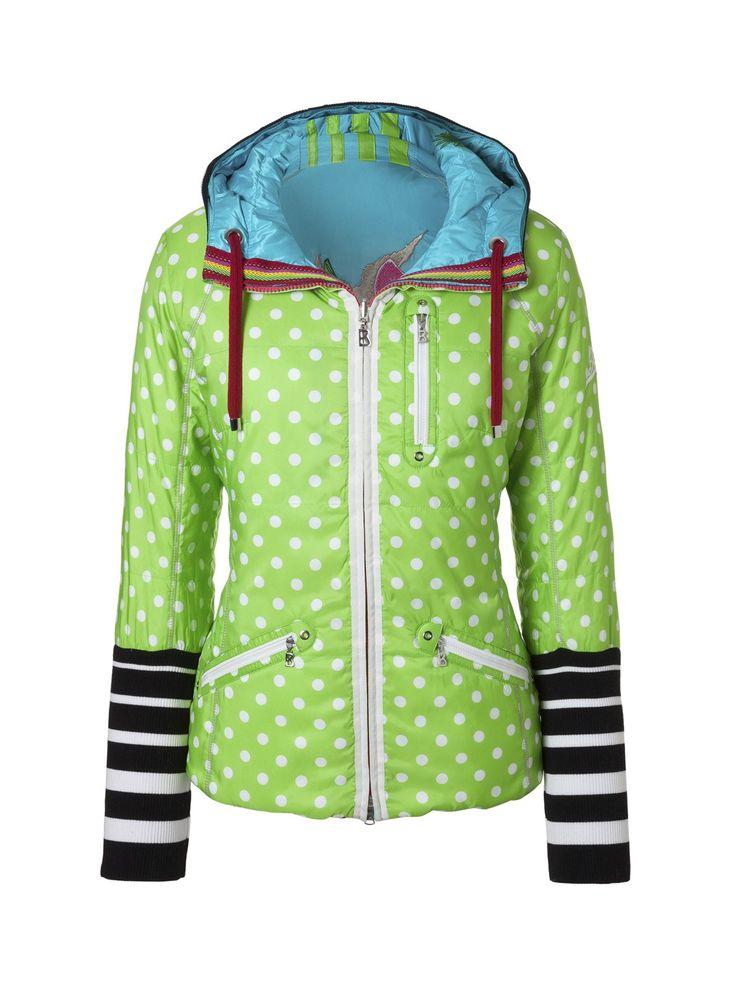 Down Jacket Juana, Turquoise | Down Jackets, Women'€™s Ski Jackets | Bogner