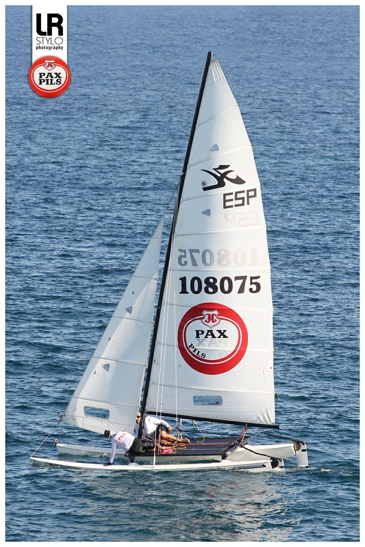 Campeonato de España de catamaranes 2013