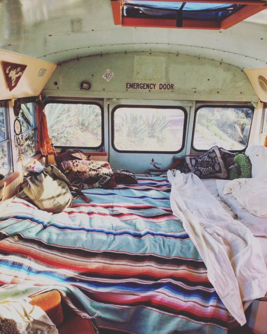A bus made of dreams