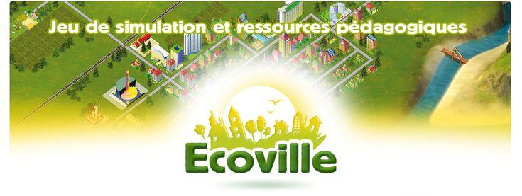 Ecoville - sensibiliser à l'urbanisme durable
