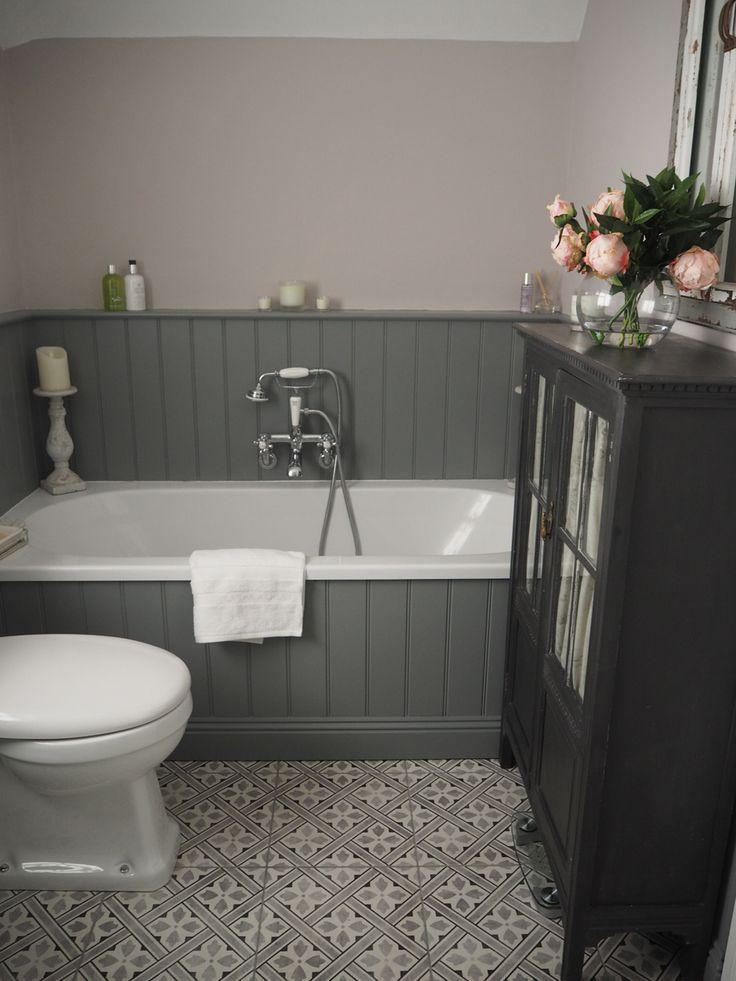 Pin Oleh Anna Peters Di En Suite Modern Bathtub Cabinet
