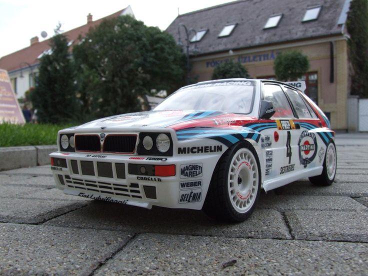 Lancia Delta the Best Rallye Car
