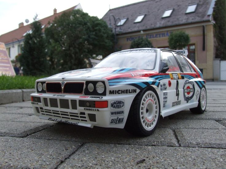 Lancia Delta the Best Rallye Car