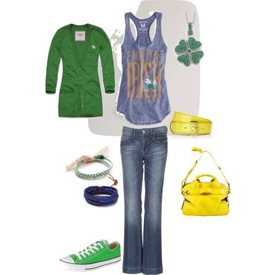 Favorite team. Outfit ideas for game day weekends.