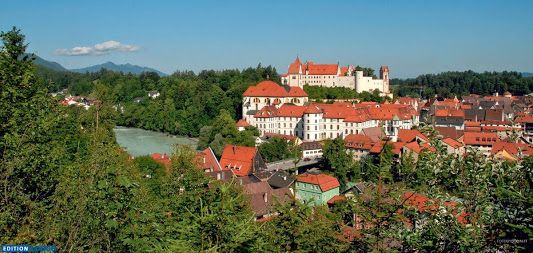 "Foto von Gianni Bodini aus dem Bildband ""Via Claudia Augusta"" #Füssen #viaclaudia #travel #bayern"